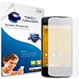 Nexus 4 Screen Protector, Tech Armor Anti-Glare/Anti-Fingerprint Google Nexus 4 Screen Protectors [3-Pack]