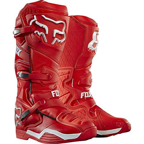 Fox Racing Comp 8 2016 MX/Offroad Boots Red 9
