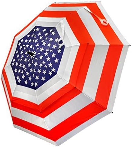 Hot-Z Golf 62inch USA Umbrella [並行輸入品]