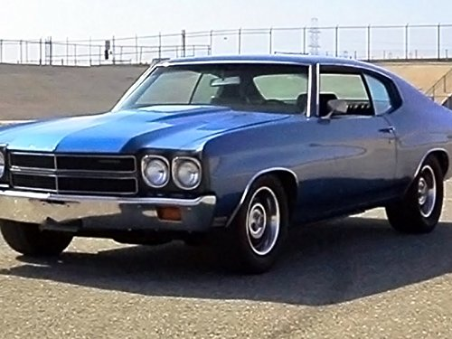 1970 SS Chevelle Undercover HT502 Build