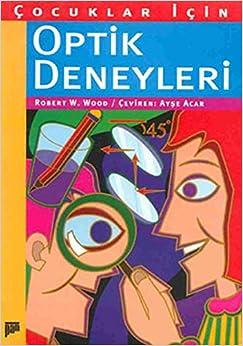 Book Cocuklar Icin Optik Deneyleri