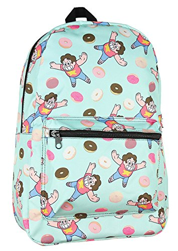 Cartoon Network Steven Universe Big Donut All Over Print Laptop Backpack