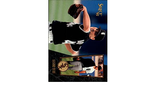 Amazon.com: 1995 Select Baseball Card #68 Jason Bere Near Mint/Mint: Collectibles & Fine Art
