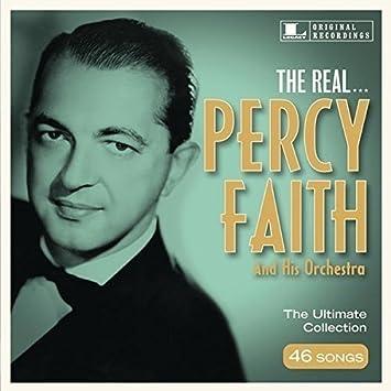 Amazon   The Real... Percy Faith & His Orchestra by Percy Faith ...