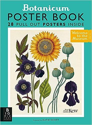 Botanicum Poster Book por Kathy Willis