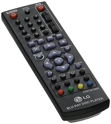 LG AKB73615801 Remote Controller