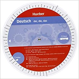 Wheel Deutsch: Der, Die, Das by Author (2008-08-21)