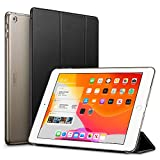 """ESR for iPad 10.2 Case, Yippee Trifold Smart Case for iPad 7th Generation 10.2"""" 2019, Auto Sleep/Wake Lightweight Stand Case, Hard Back Cover, Black: more info"""