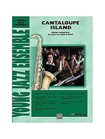 Herbie Hancock Cantaloupe Island Jazz Ensemble Scoreparts