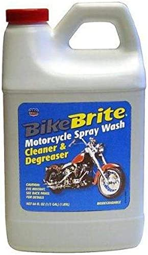 Bike Brite Spray Wash Cleaner & Degreaser