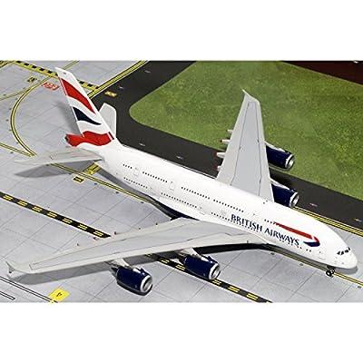 Gemini200 British Airways A380 Airplane Model (1:200 Scale)
