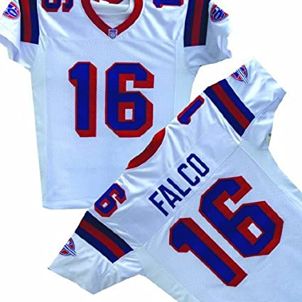 9c2aec92044 Image Unavailable. Image not available for. Color: The Replacements Shane  Falco Jersey #16 ...