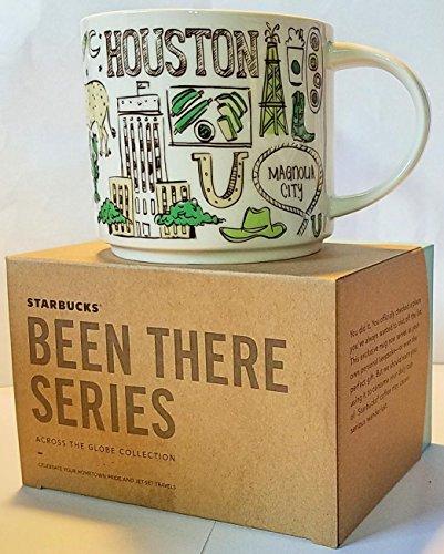 Houston Mug - Starbucks Been There Series Coffee Mug (Houston)