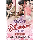 The Broke Billionaires Club (Books 1-3): The Broke Billionaire, The Billionaire's Brother, and The Billionairess