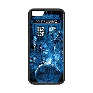Doctor-Who iPhone 6 4.7 Inch Cell Phone Case Black Prfle