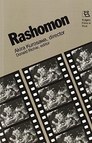 Rashomon: Akira Kurosawa, Director (Rutgers Films in Print - Akira Tv