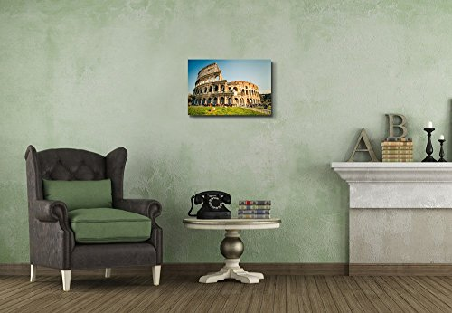 Famous Landmark Landscape Coliseum in Rome Home Deoration Wall Decor