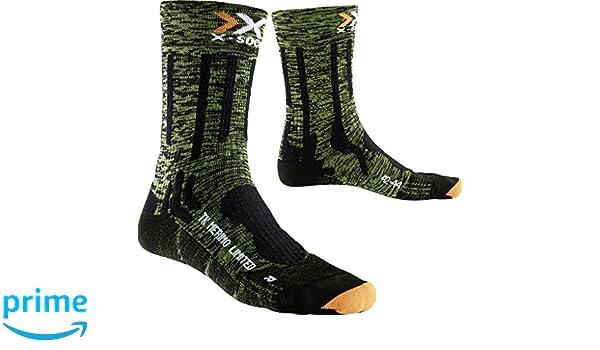 X-Bionic X-Socks Hombre Trekking Merino Limited calcetín: Amazon.es: Deportes y aire libre