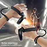 KIWISMART (Upgrade) Knuckle Strap with Adjustable