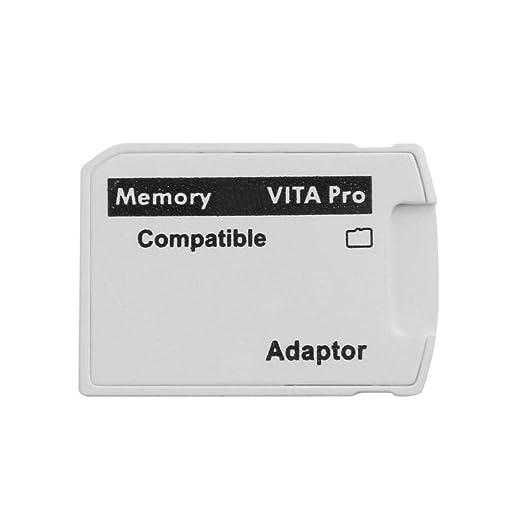Occitop V5.0 SD2VITA PSVita - Tarjeta de Memoria Micro para ...