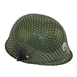 Jacobson Hat Company Childrens Green Army Helmet