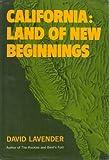 California, David G. Lavender, 0060125241