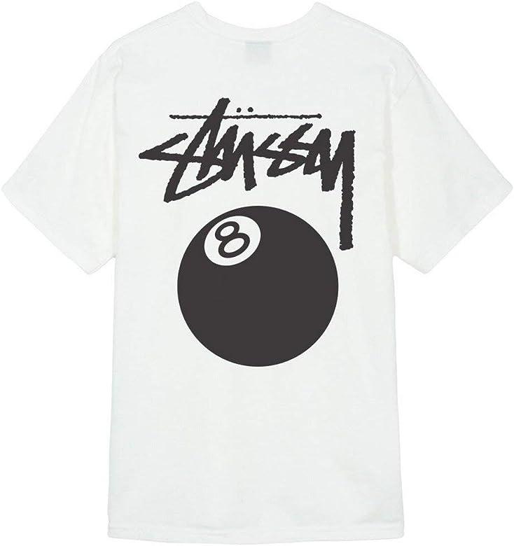 Stussy - Camiseta - para Hombre Beige XL: Amazon.es: Ropa y accesorios