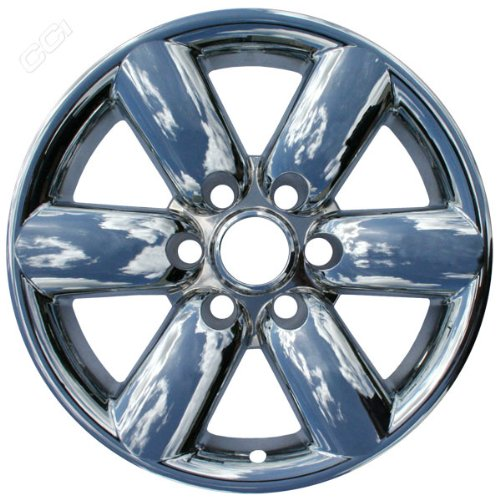 Coast To Coast IWCIMP323X 18 Inch Chrome Wheelskins With Se - Pack Of 4 ()