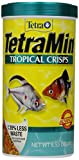 Tetra 77173 TetraMin Tropical Crisps, 6.53-Ounce