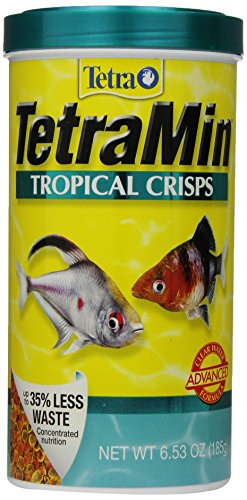 TetraMin Tropical Crisps, Clear Water Advanced Formula