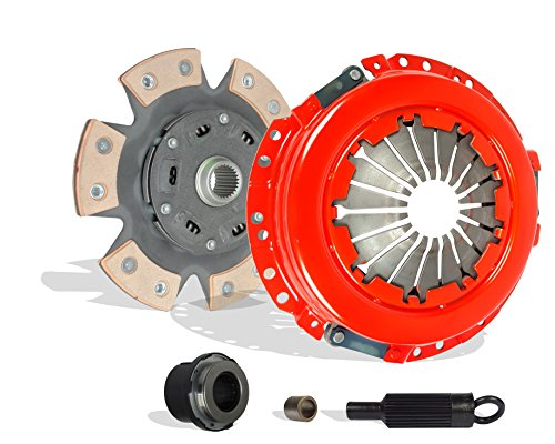 Chevrolet S10 Clutch Kit (Clutch Kit Stage 2 For Chevy S10 Gmc Sonoma Isuzu 2.2L)