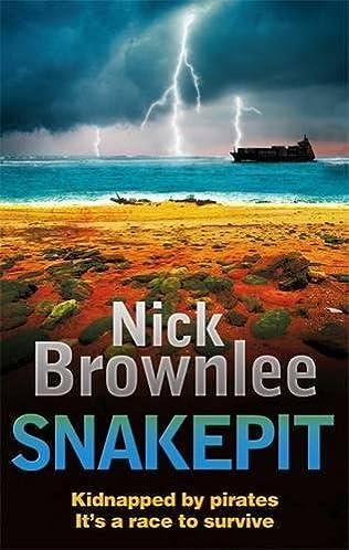 book cover of Snakepit