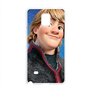Malcolm Hansome Disney Frozen Kristoff Design Best Seller High Quality Phone Case For Samsung Galacxy Note 4