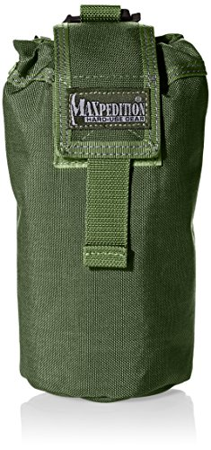 Maxpedition Mini Rollypoly Folding Dump Pouch (Foliage Green)