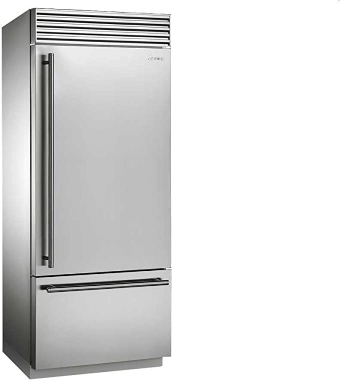 Smeg RF396RSIX Independiente 524L A+ Acero inoxidable nevera y ...
