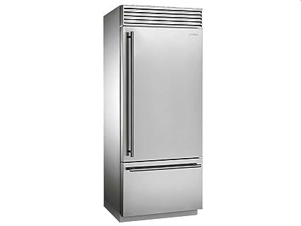 Smeg Kühlschrank 140 Cm : Smeg rf rsix autonome l a edelstahl kühlschränken