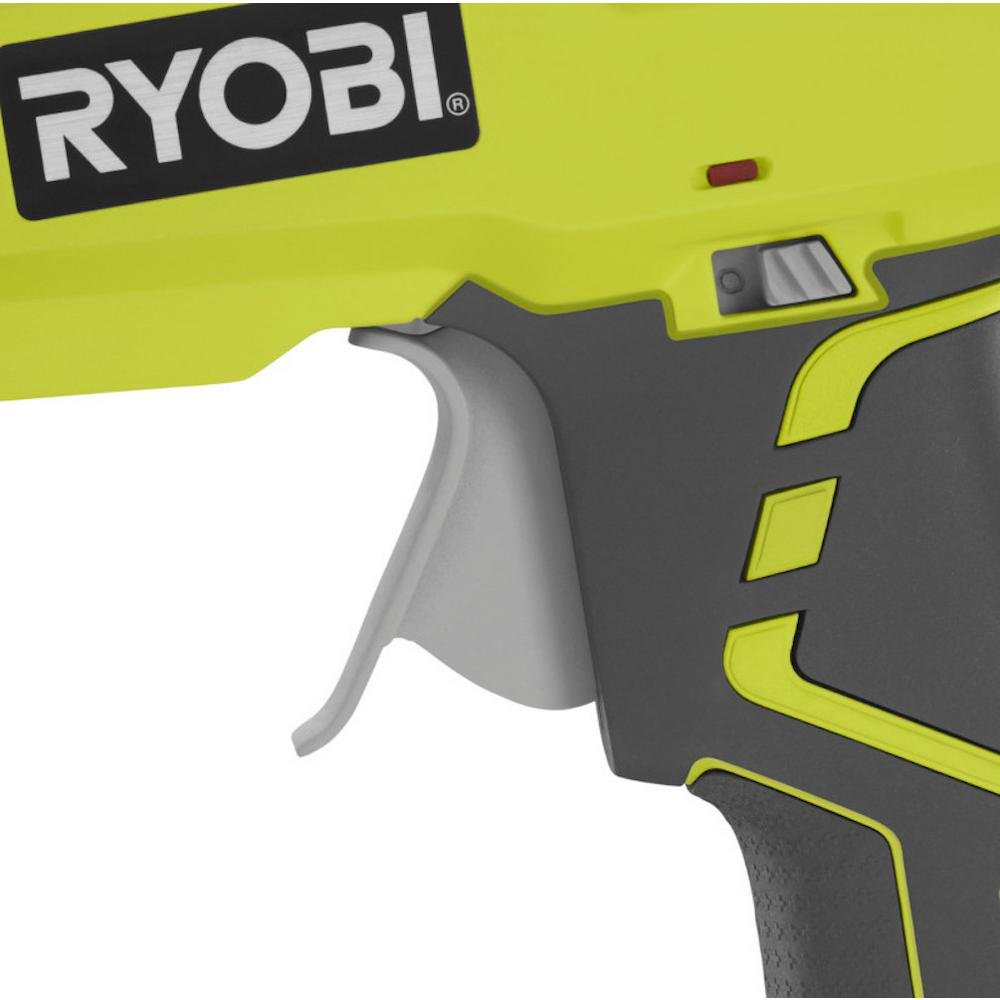 Ryobi 18-Volt ONE+ Cordless Full Size Glue Gun with Charger and 18-Volt ONE+ Lithium-Ion Battery (Bundle) by Ryobi (Image #3)