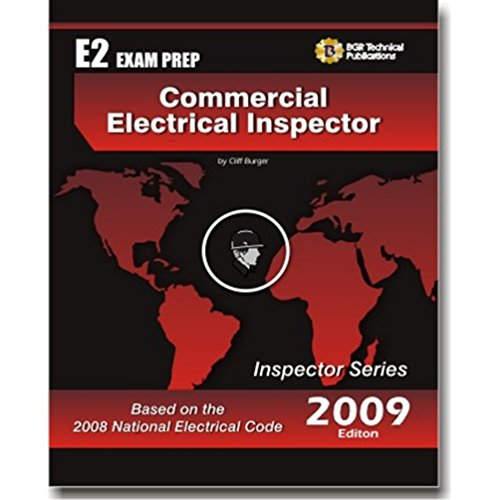 2009 Commercial Electrical Inspector: Study Guide & Practice