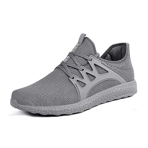 - ZONKIM Womens Running Shoes Lightweight Breathable Mesh Non Slip Sneakers Athletic Gym Sports Walking Shoes