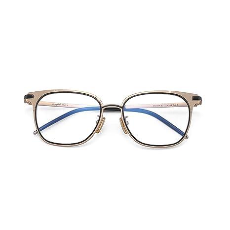 Yangjing-hl Gafas de Sol para Hombre y Mujer Japón y Corea ...