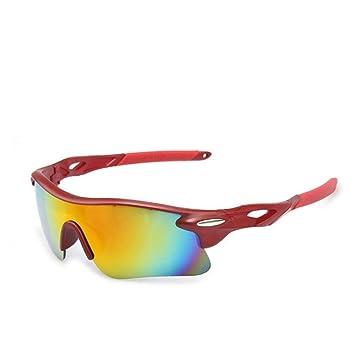 BALYP Gafas de Ciclismo Gafas de Sol para Montar en ...