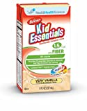 Boost Kid Essentials 1.5 with Fiber Nutritionally Complete Drink, Very Vanilla, 8 fl oz Box, 27 Pack