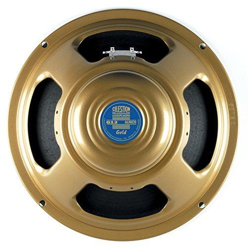 - Celestion Gold Guitar Speaker, 15 Ohm