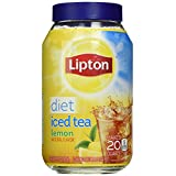 Lipton Iced Tea Mix, Diet Lemon, 20 Quart
