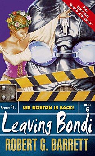 book cover of Leaving Bondi