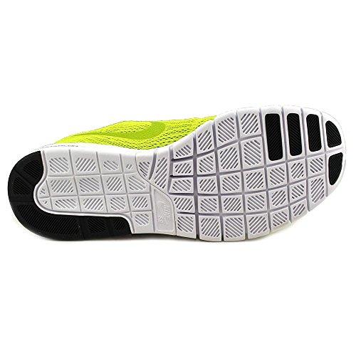 Nike Sb Lunar Paul Rodriguez 9, Zapatillas de Skateboarding para Hombre, Negro Amarillo / Blanco / Negro (Cyber / Black-White)