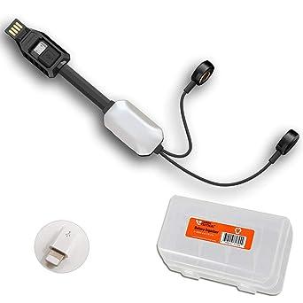 Amazon.com: NITECORE LC10 Cargador USB multifunción portátil ...