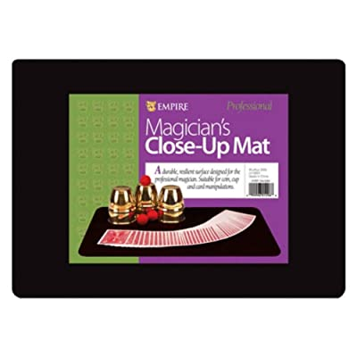 Close-up Pad - 12 X 17 - Black - Perfect for Your Magic Performances!: Toys & Games