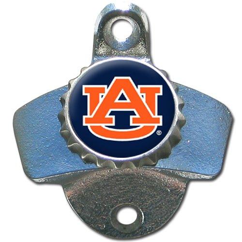 NCAA Auburn Tigers Wall Bottle Opener (Tigers Opener Ncaa Auburn Bottle)