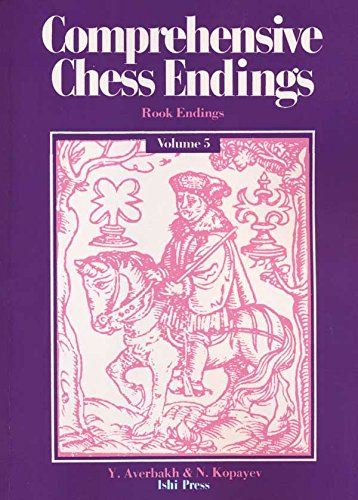 (Comprehensive Chess Endings Volume 5 Rook)